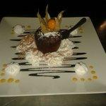 Corazon di cioccolato.....