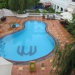 Wonderful deep pool