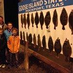 Kids love flounder gigging