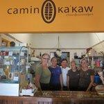 Friendly Kakaw staff