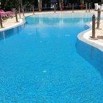The pool area of the Principe di Fatalia