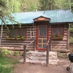 Red Fox cabin...perfect!