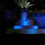 Fontana di sera