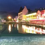 Canal do Lago Annecy