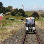 Road meets Rail