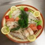 Restaurant Fisch-Fondue