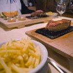 Restaurant Fleisch vom heissen Stein