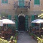 Lovely entrance of Le Villi!