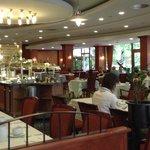 Ресторан отеля (завтрак)