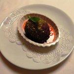 Italian Truffle Ice Cream dessert