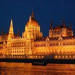 Вечером с Дуная