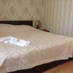 Двухкомнатный люкс: спальня