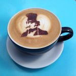 Isambard Brunel Coffee Time.