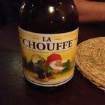 One of their fine beers :)