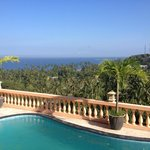 Lavinia 'the orange villa' view