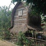 Sasak traditional village , South tour