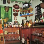 Part of our fully licensed bar