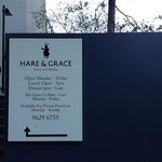 Hare & Grace on Collins