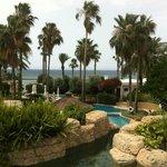 Tropical Pool Level