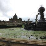 Castle Howard and Fountain