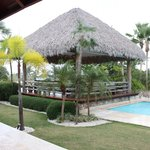 Beautiful Pool Gazebo