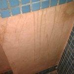 Salle de bain sale