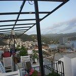 wonderful balcony view