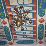 The full ceiling
