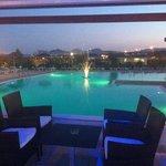 pool evening (2)