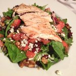 Grilled Chicken (?) Salad