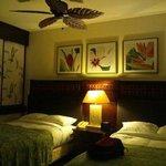 サブルーム寝室