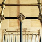 Arch ottoman room