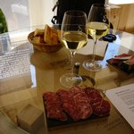 Chablis and foods