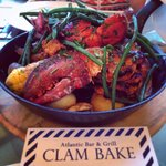 Friday night clam bake
