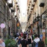 Neapolitanisches Treiben