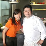 Me and the CHEF