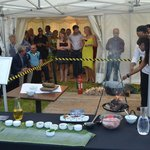 Live Wood Fired Cooking Demo at 4th Anniversary Celebrations