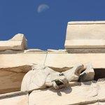 Acropolis relief