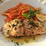 Special of Red Snapper with Penne Side