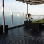 Observation area top floor