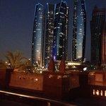 Jumeirah by night