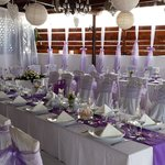 wedding set up1