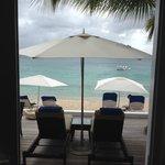 Beachfron suite - worth it