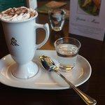 Hot Chocolate with Cream