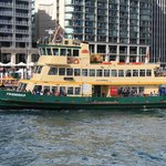 Manly Ferries from Circular Quay