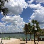 bacalar lagoon resort afternoon