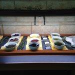 De olive bar