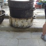 Seffarine Square - Huge pots for rent