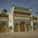 Fes Royal Palace Gates