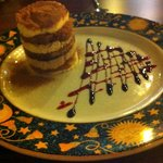 The best Tiramisu I have ever had